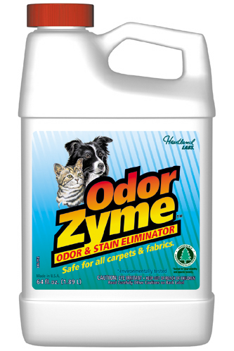 OdorZyme® 1/2 gallon is perfect for multiple spot problems and larger areas.